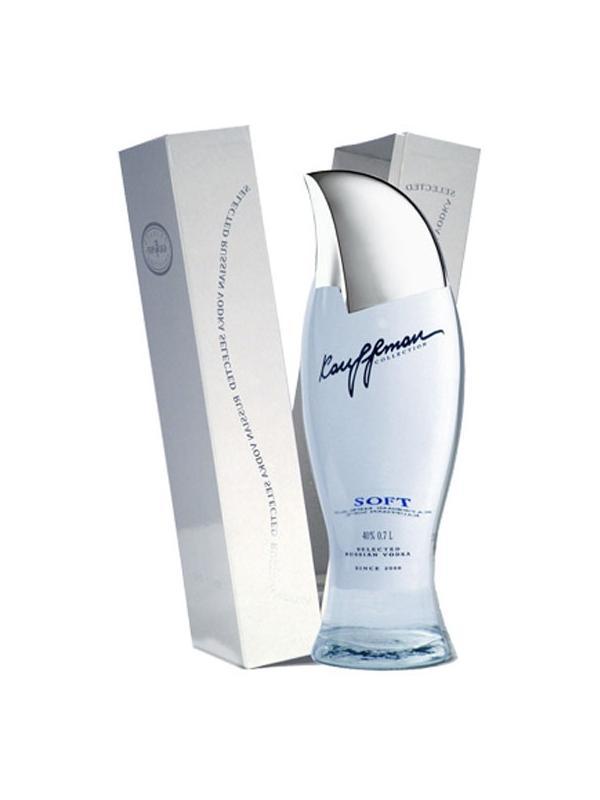 VODKA KAUFFMAN SOFT 0.70 L. - Vodka