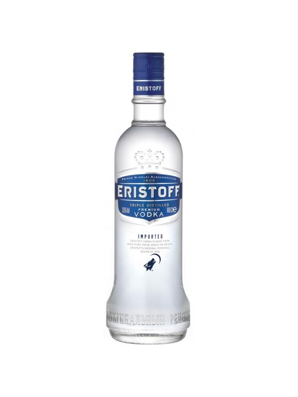 VODKA ERISTOFF 1 L. - Vodka