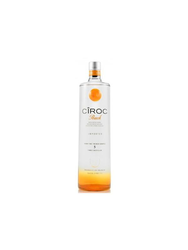 VODKA CIROC PEACH 1 L. - Vodka