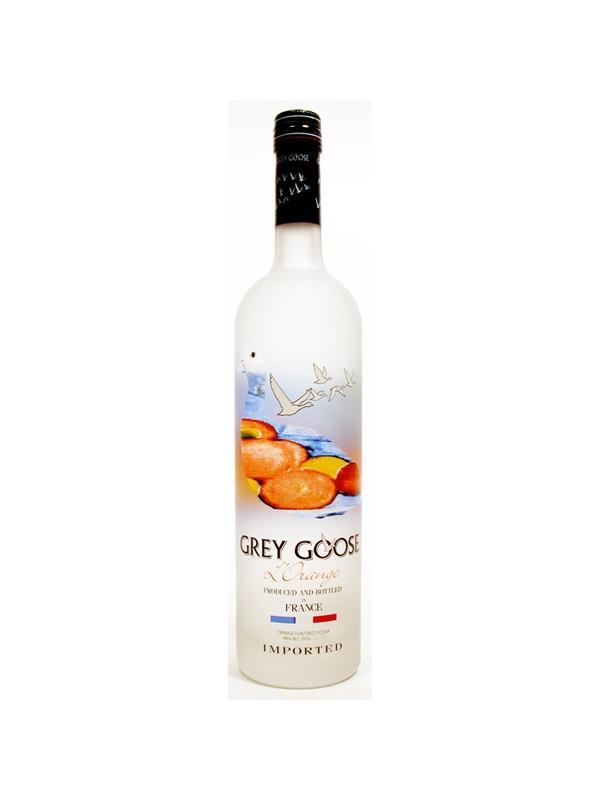 VODKA GREY GOOSE LORANGE 1 L. - Vodka