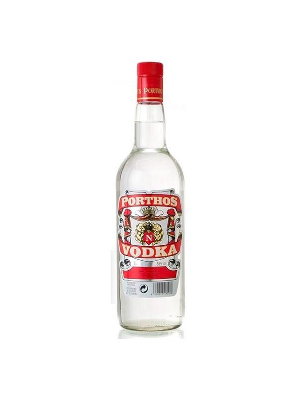 VODKA PORTHOS  1 L. - Vodka