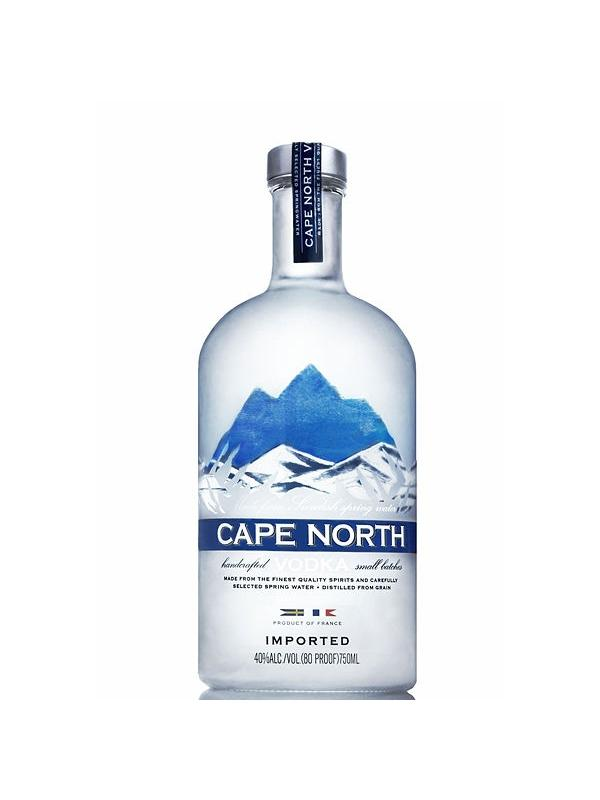 VODKA CAPE NORTH 0,70 L. - Vodka