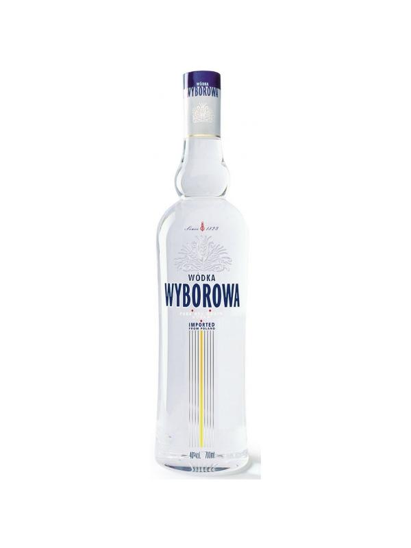VODKA WYBOROWA 0,70 L. - Vodka