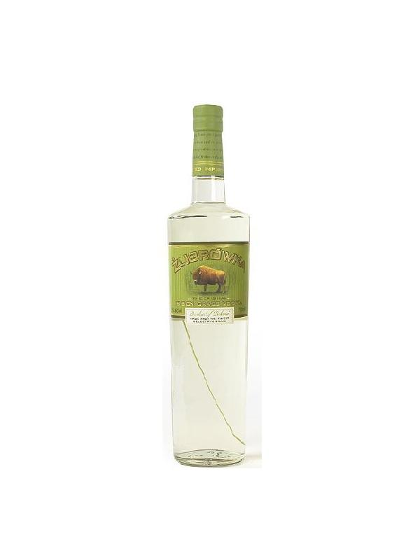 VODKA ZUBROWKA 1 L. - Vodka de Polonia