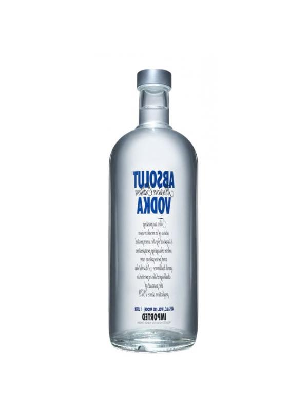 VODKA ABSOLUT ILLUSION 1 L. - Vodka