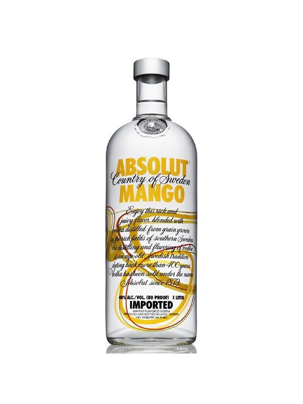 VODKA ABSOLUT MANGO 1 L. - Vodka