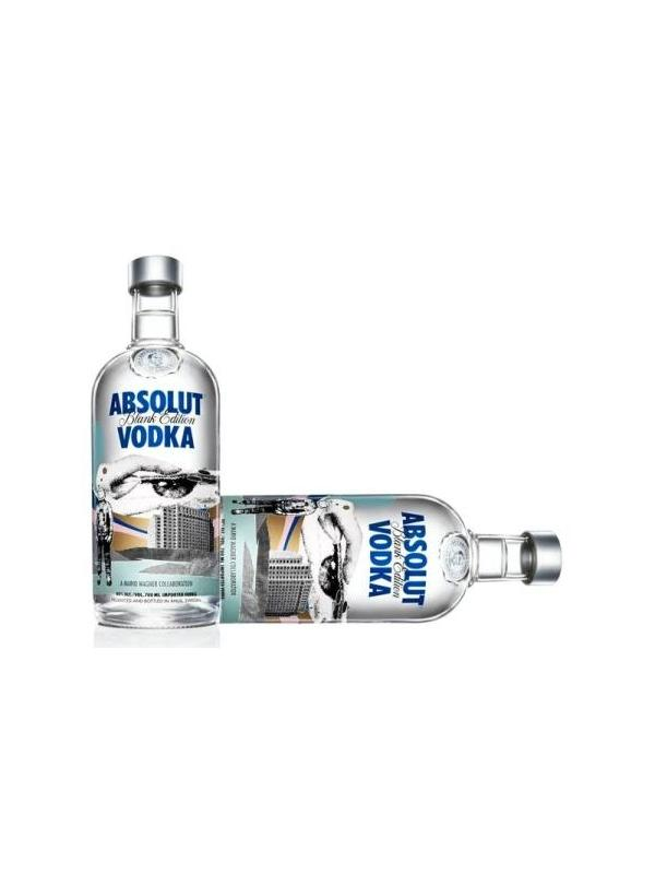 VODKA ABSOLUT MARIO WAGNER 0.70 L. - Vodka