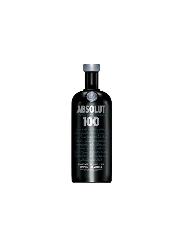 VODKA ABSOLUT 100 1 L. 50º - Vodka