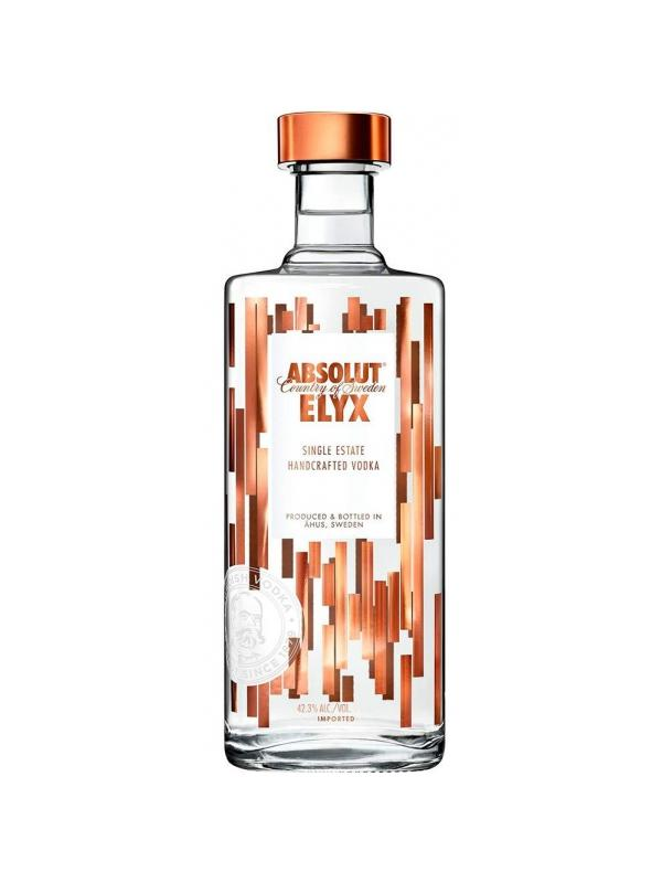 VODKA ABSOLUT ELYX 1 L. - Vodka de Suecia