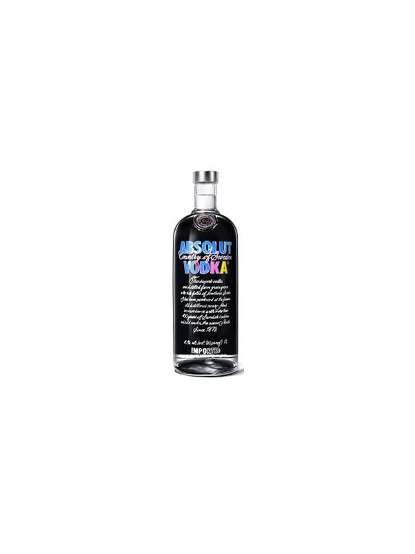 VODKA ABSOLUT ANDY WARHOL ED. 0.70 L. - Vodka de Suecia