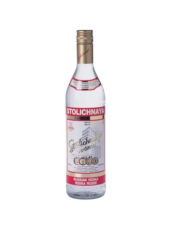 VODKA STOLICHNAYA 0,70 L. - Vodka