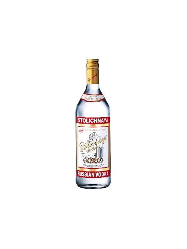 VODKA STOLICHNAYA 1 L. - Vodka