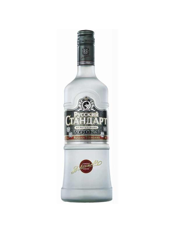 VODKA RUSSIAN STANDARD 0,70 L. - Vodka de Rusia
