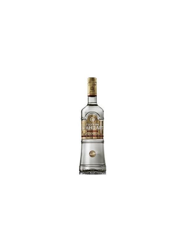 VODKA RUSSIAN STANDARD GOLD 1 L. - Vodka