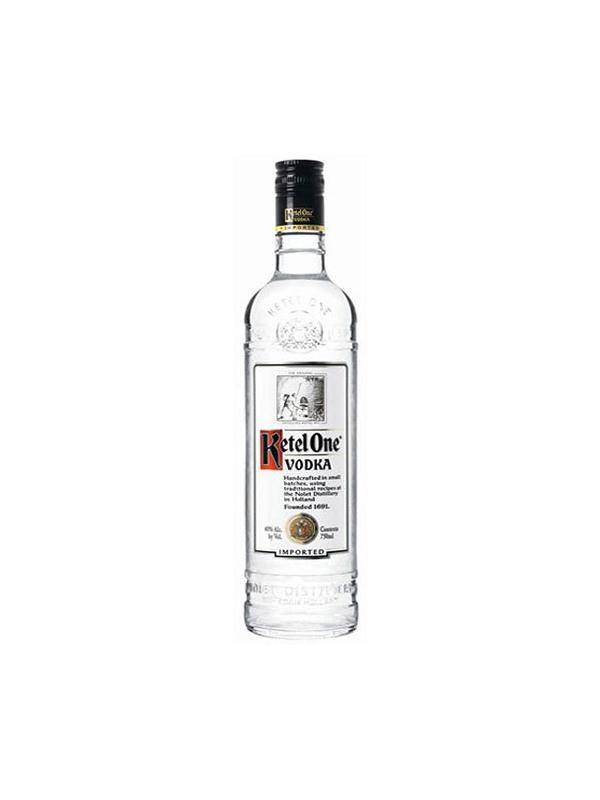 VODKA KETEL ONE 1L. - Vodka