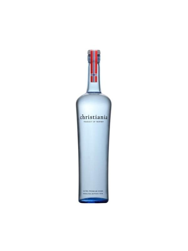 VODKA CHRISTIANIA 0.70 L.