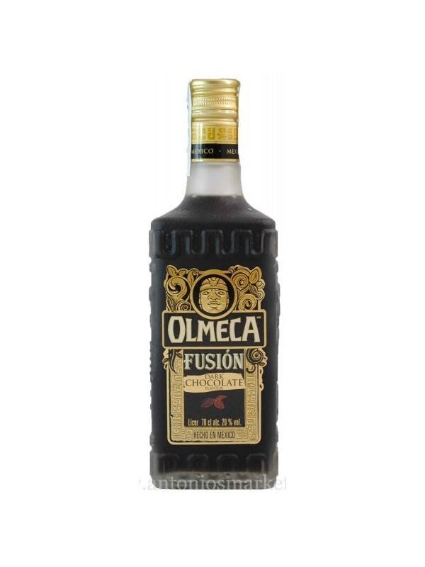 TEQUILA OLMECA CHOCOLATE 0.70 L. - Tequila de México