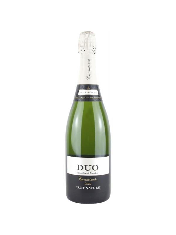 DUO BRUT NATURE - D.O. Cava