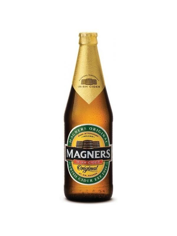 MAGNERS IRISH CIDER 0.568 L. - Sidra Irlandesa