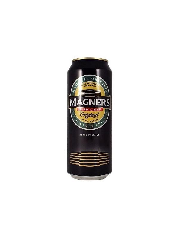 MAGNERS IRISH CIDER LATA 0.50 L - Sidra Irlandesa