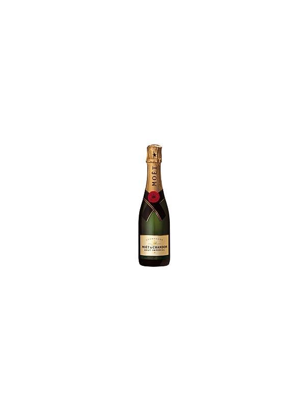 1/2 MOET CHANDON BRUT 0.375 L. - Champagne 0.375 L.