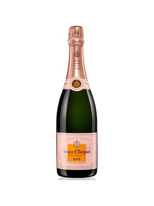 VEUVE CLICQUOT ROSE - Champagne