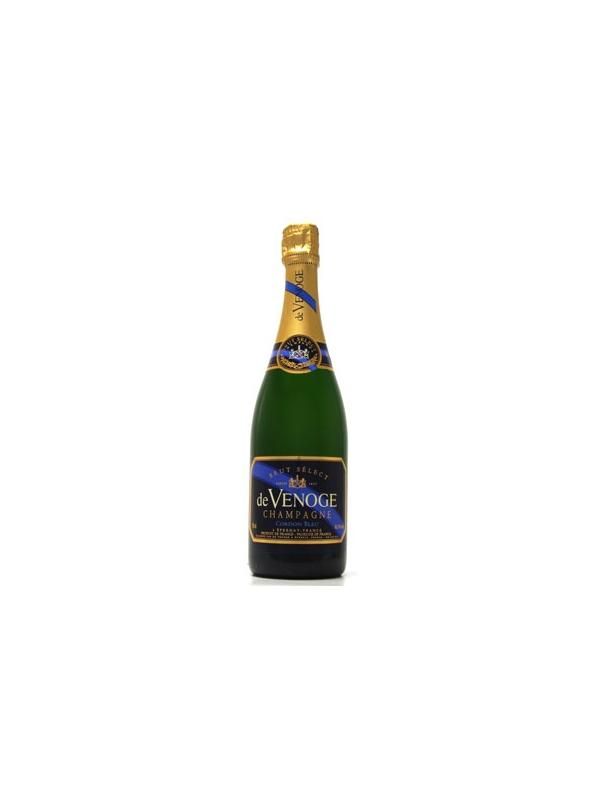 DE VENOGE CORDON BLEU BRUT SELECT - Champagne