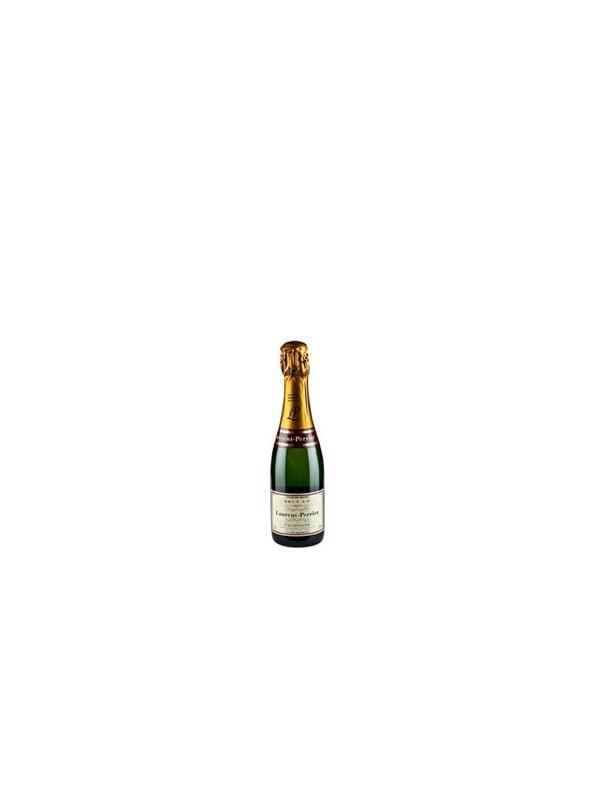 1/2 LAURENT PERRIER BRUT 0.375 L. - Champagne 0.375 L.