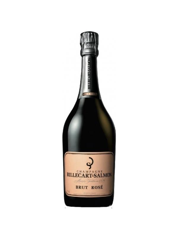BILLECART-SALMON BRUT ROSE - Champagne
