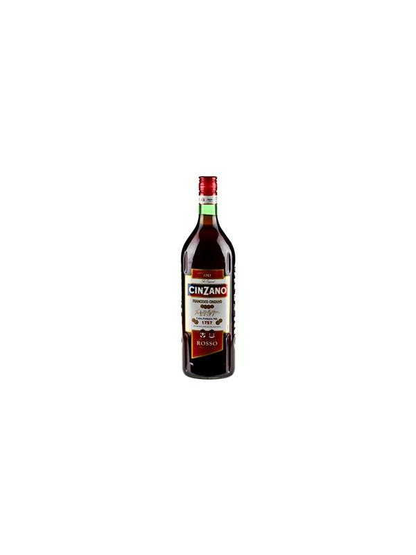 CINZANO ROJO 1 L. - Vermouth