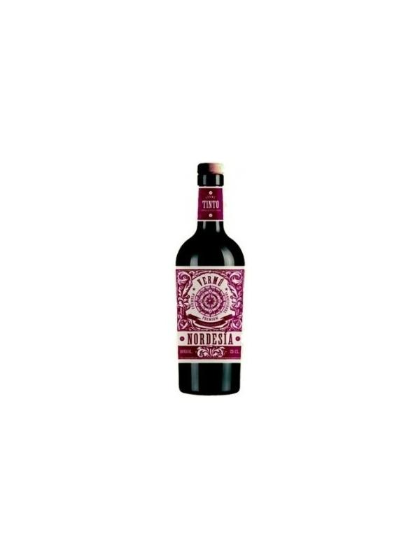 VERMU PREMIUM NORDESIA TINTO -GALICIA- - Vermouth