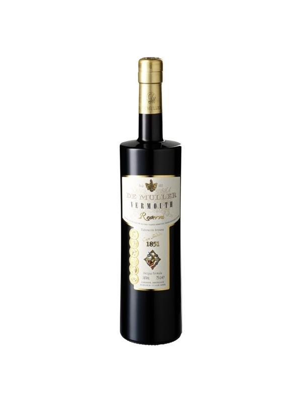 VERMOUTH DE MULLER RESERVA 0.75 L. - Vermouth