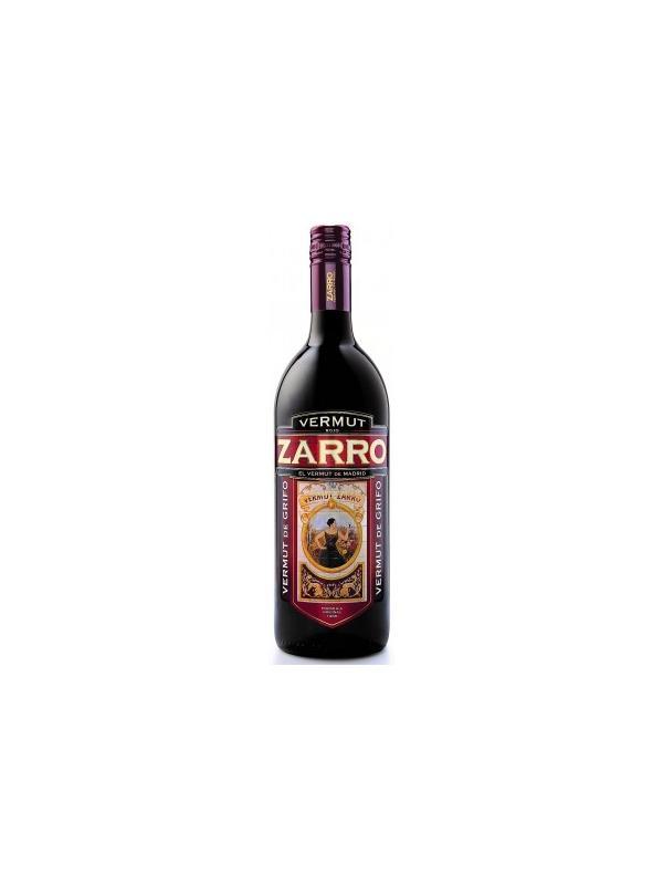 VERMUT DE GRIFO ZARRO ROJO 1 L. - Vermouth Artesanal