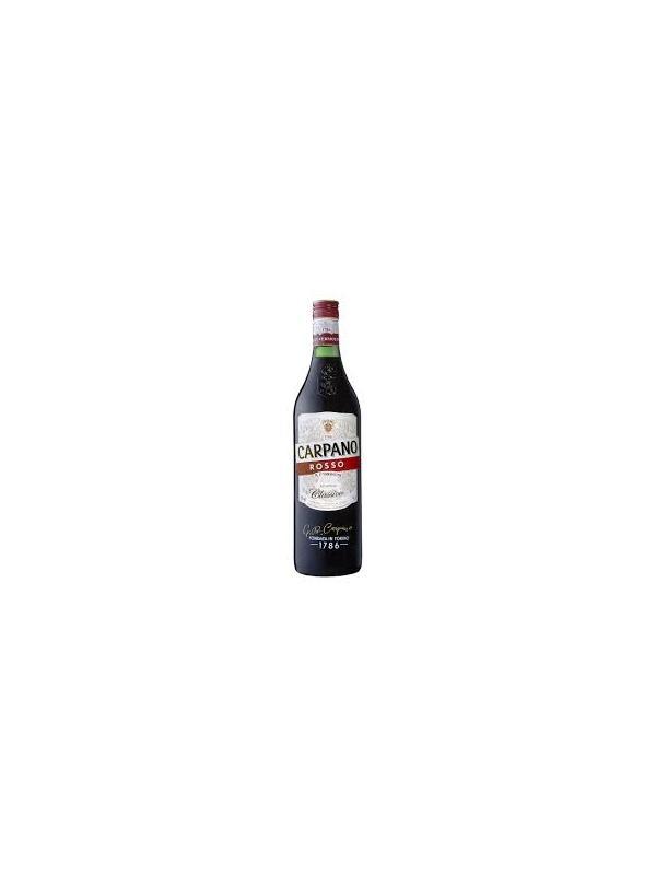 VERMOUTH CARPANO CLASSICO ROSSO 1L. - Vermouth Artesanal
