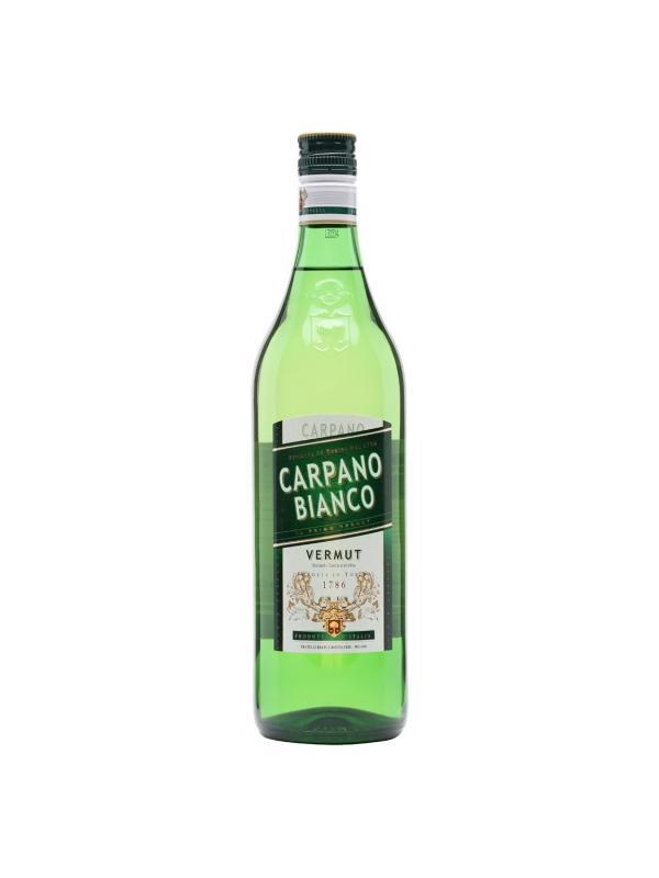 VERMOUTH CARPANO BIANCO 1L. - Vermouth Artesanal