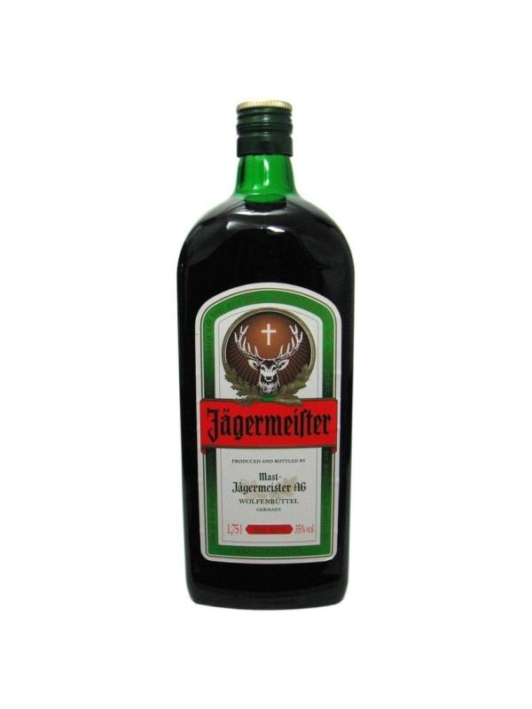 JAGERMEISTER 1,75 L. - Aperitivo