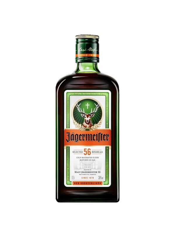 JAGERMEISTER 0.50 L. - Aperitivo
