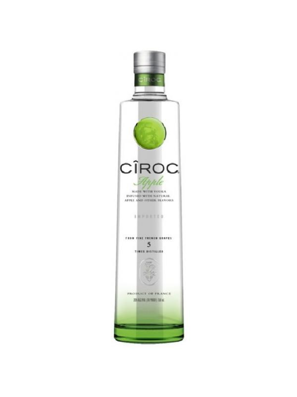 VODKA CIROC APPLE 1 L. - Vodka
