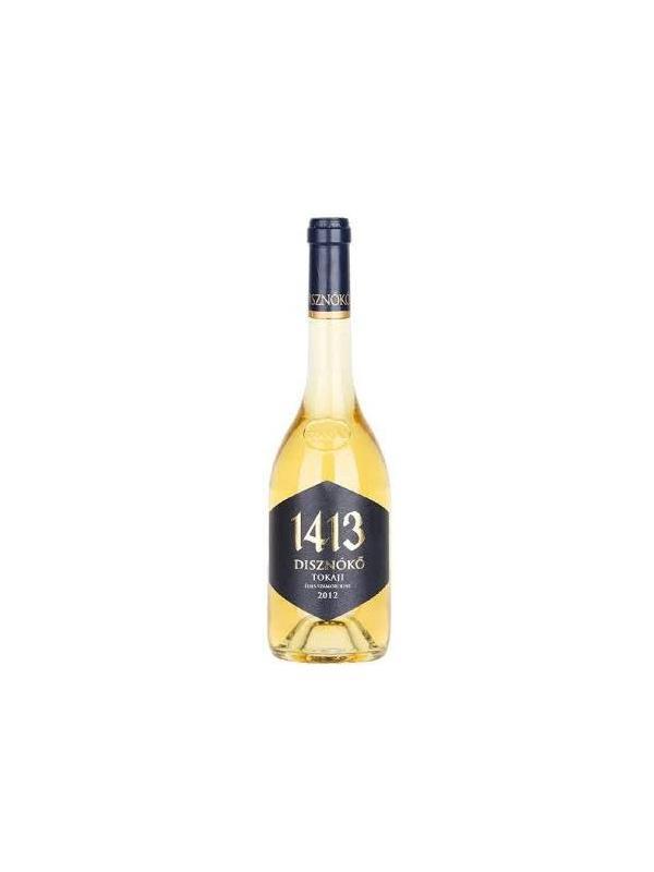 TOKAJI DISZNOKO 1413 0.50 L. - Vino Húngaro Dulce