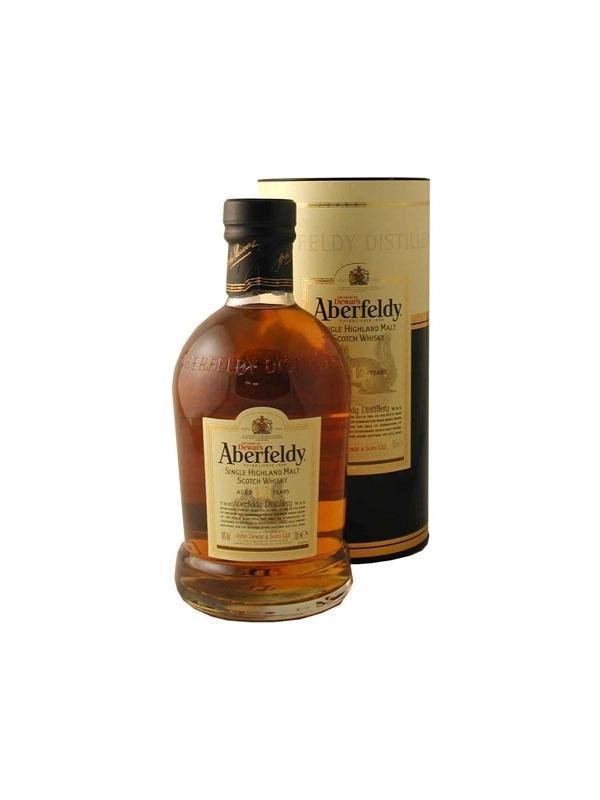 ABERFELDY MALT 12 AÑOS 0.70 L. - Malt Whisky