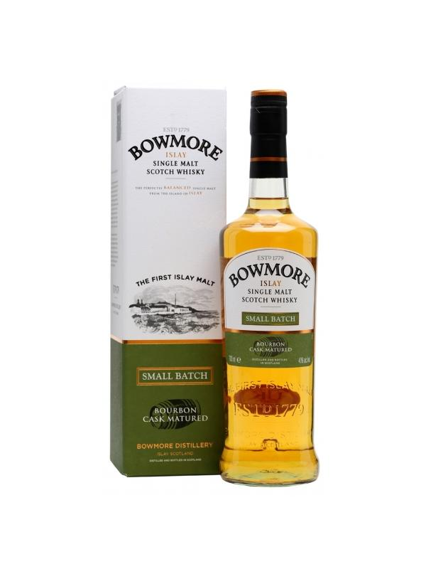 BOWMORE SMALL BATCH 0.70 L. - Islay Malt Whisky