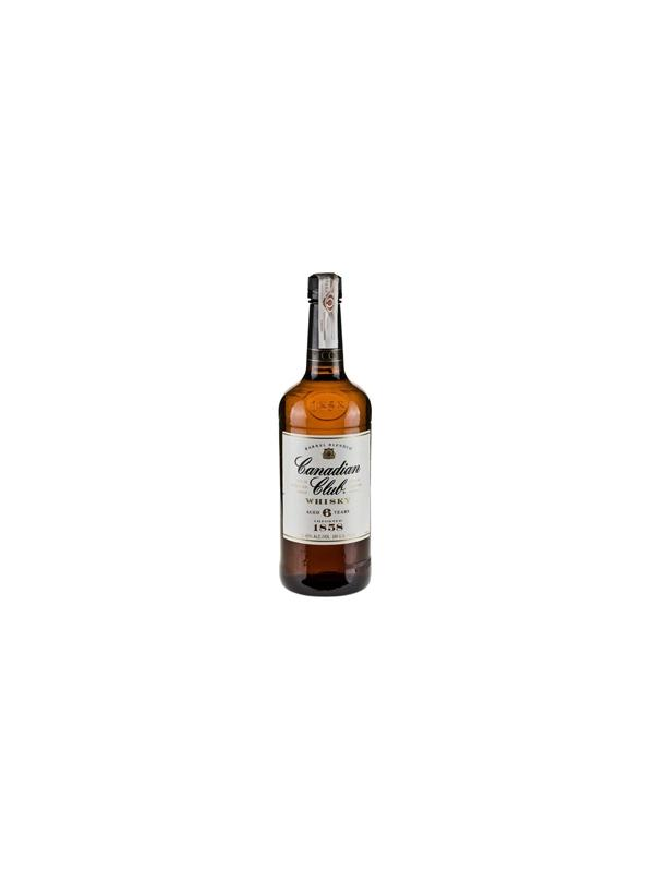 CANADIAN CLUB 1 L. - Canadian Whisky