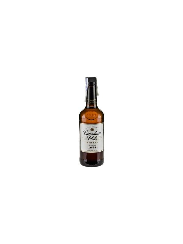 CANADIAN CLUB 0,70 L. - Canadian Whisky