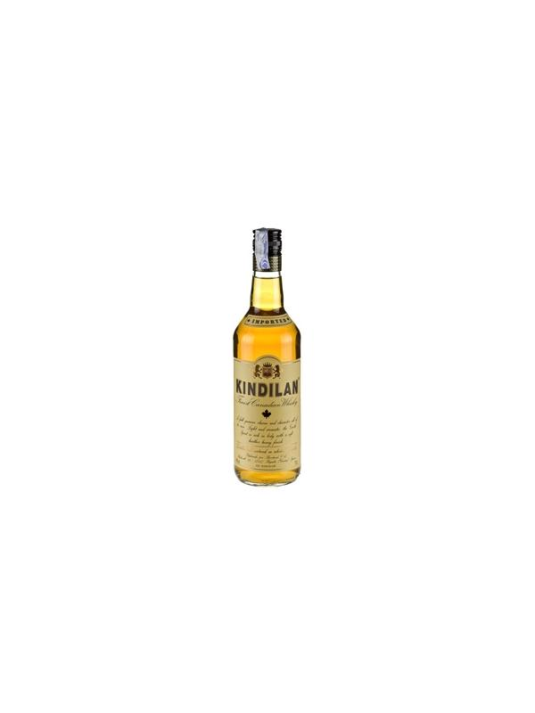 KINDILAN CANADIAN WHISKY 0,70 L. - Canadian Whisky