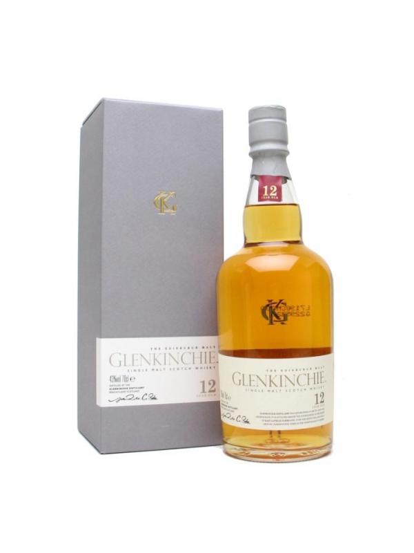 GLENKINCHIE 12 AÑOS 0,70 L. - Malt Whisky