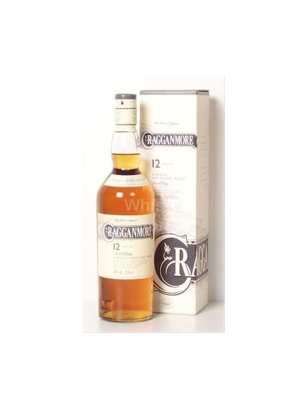 CRAGGANMORE 12 AÑOS 0,70 L. - Malt Whisky