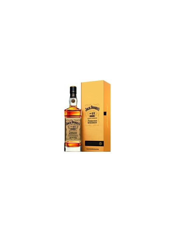 JACK DANIELS GOLD Nº 27 0.70 L. - Kentucky Whisky