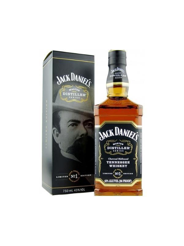 JACK DANIELS MASTER DISTILLER Nº1 0.70 L. - Kentucky Whisky