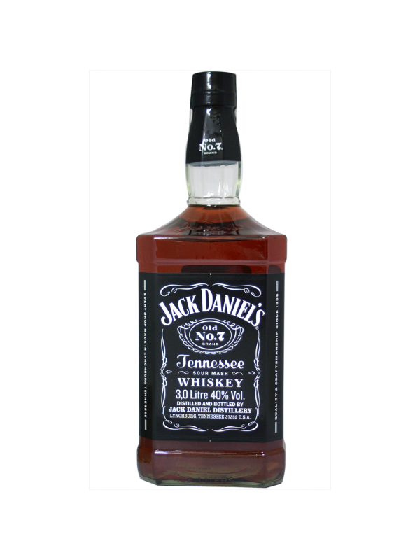 JACK DANIELS 3 L. - Kentucky Whisky
