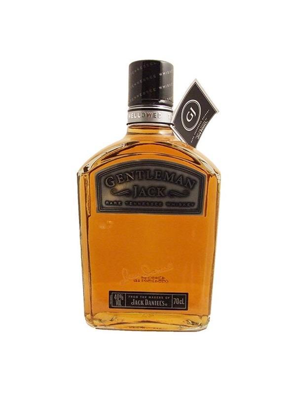 JACK DANIELS GENTLEMAN JACK  0,70 L.